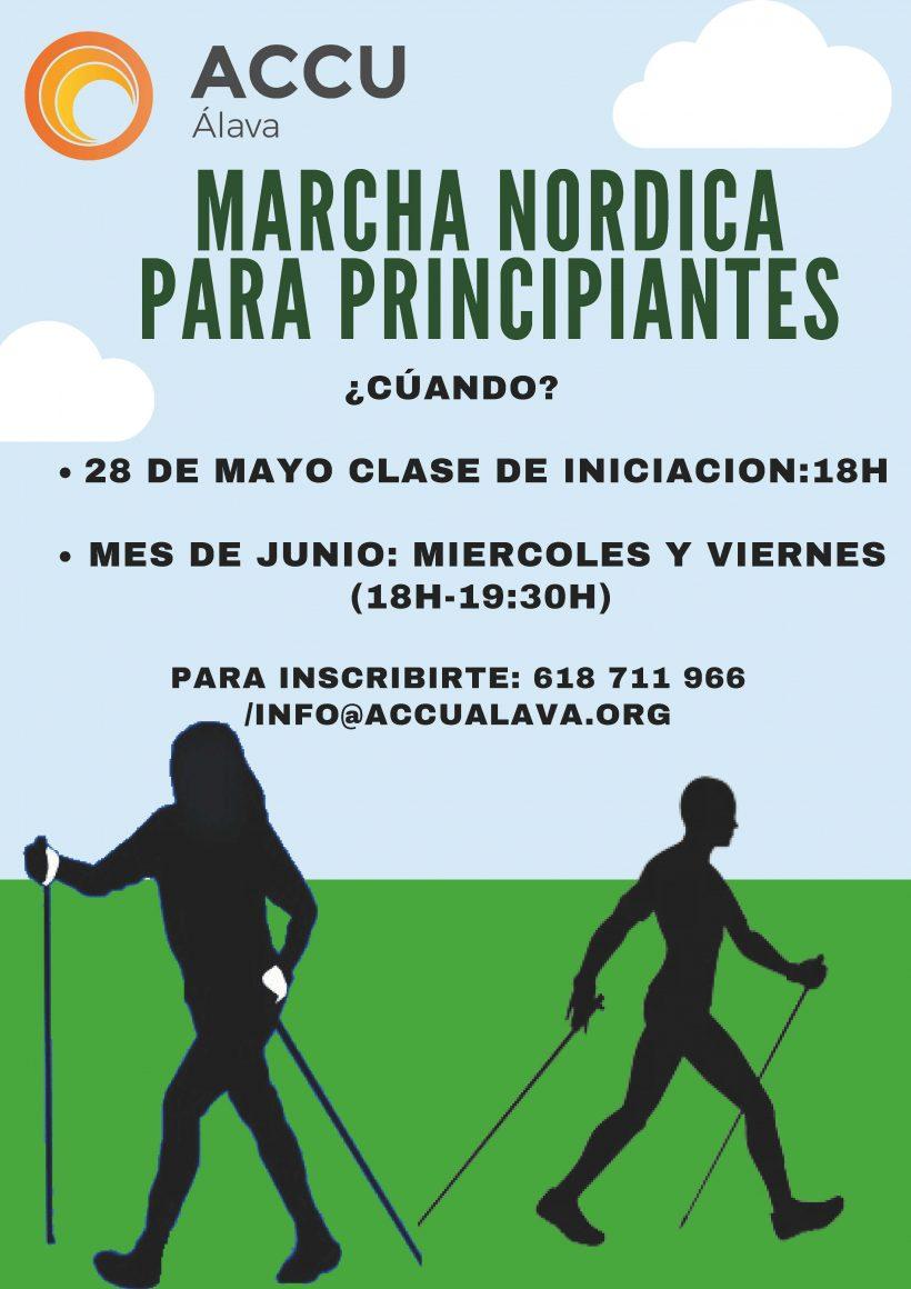 Nuevas actividades en ACCU Álava para Mayo